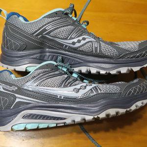Saucony Excursion Trio athletic shoes size 8.5